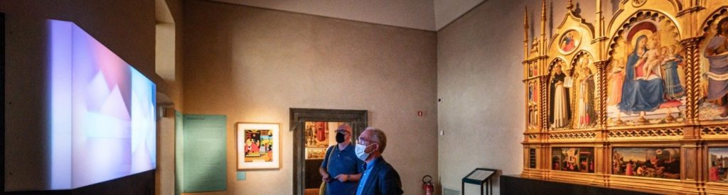"""BRIAN ENO. REFLECTED"" alla Galleria Nazionale dell'Umbria"